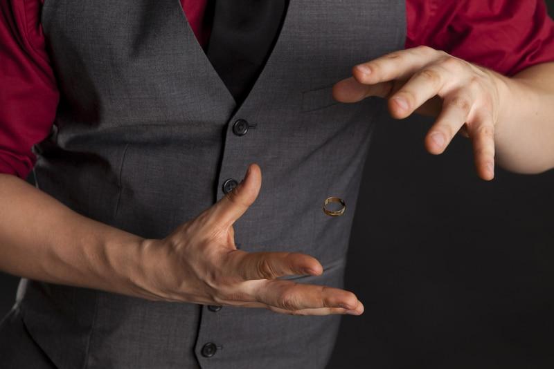 Her closeup magician Great clip