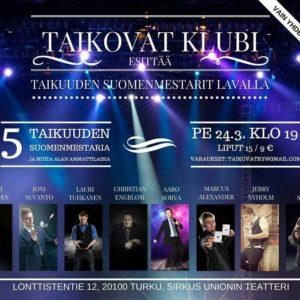 Taikovat-klubi 24.3